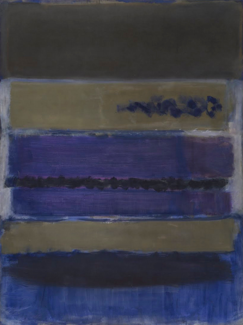 No. 5 (Untitled) by Mark Rothko