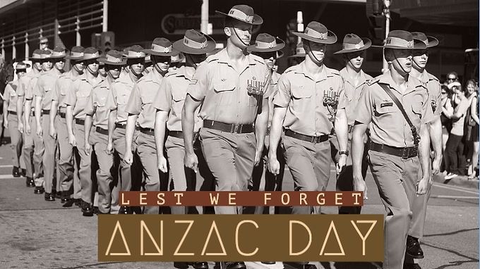 ANZAC Day Message to Nation