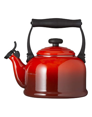 Le Creuset Traditional Kettle with Whistle,