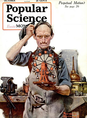 """Norman Rockwell Certainly No """"Palooka"""""""
