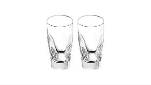 Enzo Mari Conversazione Acqua Water Glass 25cl