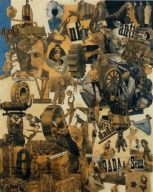 Dada Art Movement – Making Mischief