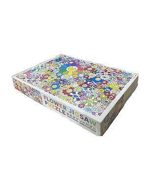 Takashi Murakami Rainbow Flower Puzzle 1000 Pieces