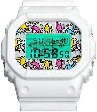 Keith Haring Casio G-Shock Fashion Watch
