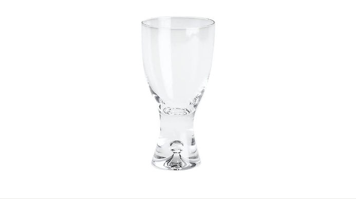 Iittala Tapio 6-Ounce Clear White Wine Set