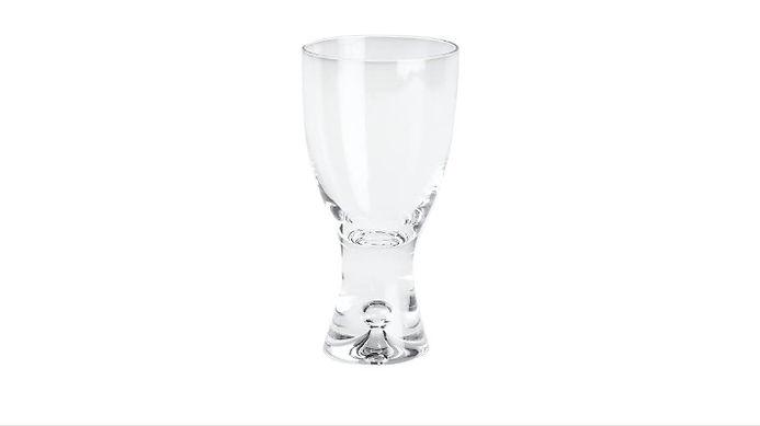 Iittala Tapio 6-Ounce Clear White Wine Set