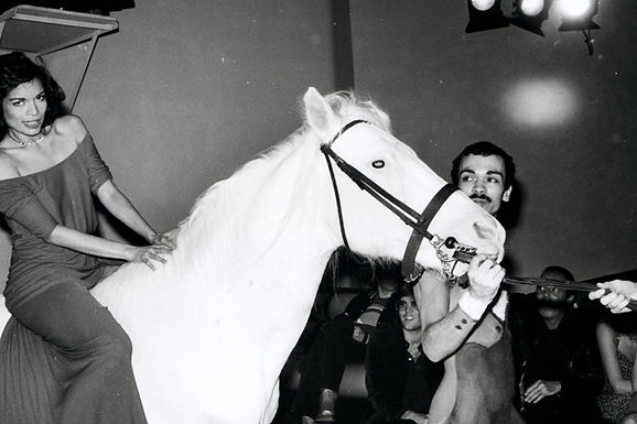 Studio 54 Opened in New York April 26th 1977