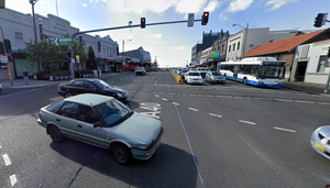 Corner of Victoria Rd and Lyons Road - Google Streetview