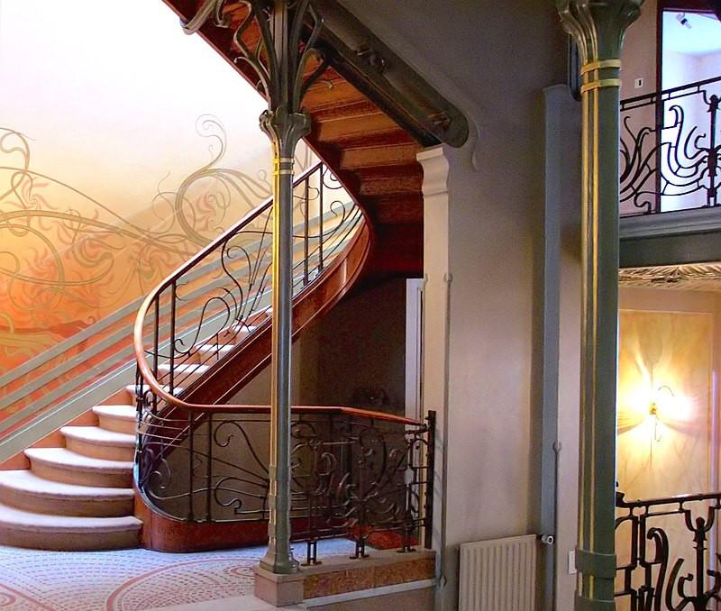 Tassell House Stairway