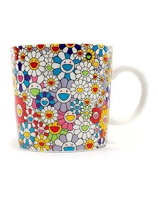 Takashi Murakami Coffee Tea Mug