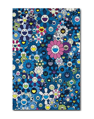 Murakami Takashi, Japanese Poster