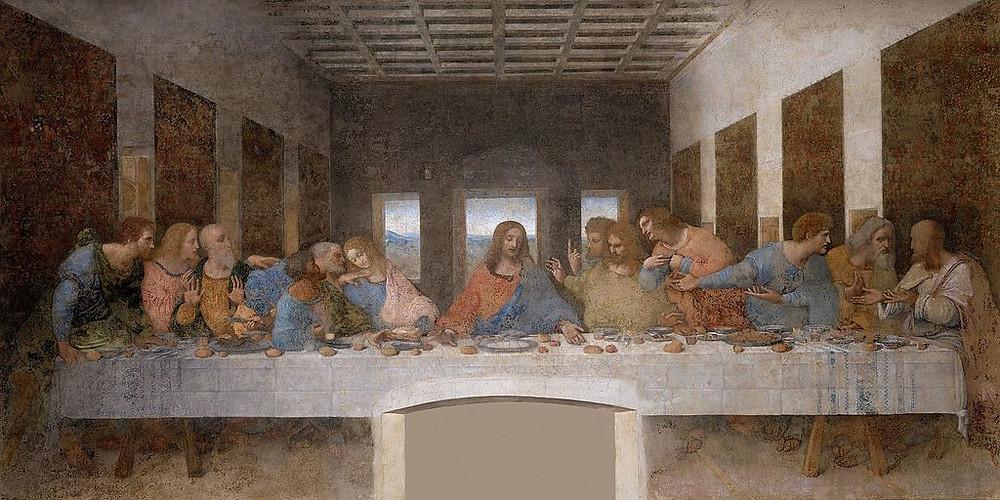 Last Supper Delle Grazia monastery