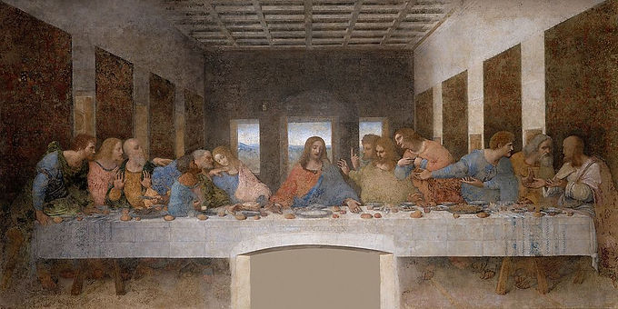 Last Supper a restoration nightmare