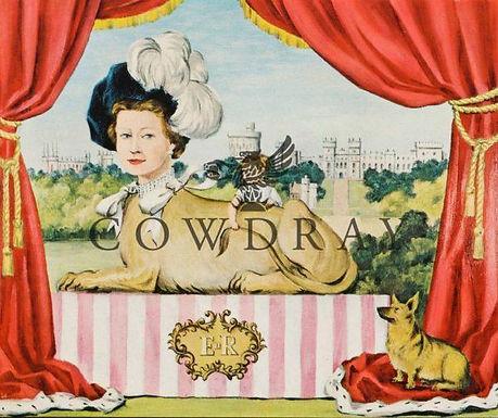 Alister Maynard's Portrait of Queen Elizabeth
