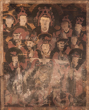 Defending the Dharma: Korean Buddhist Guardian Paintings