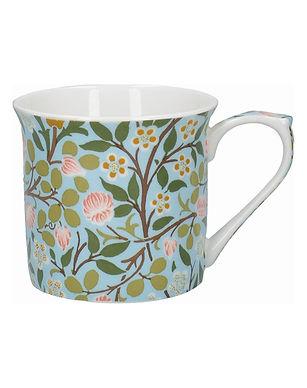 Fine Bone China Coffee Cup John Henry Dearle Clover Pattern