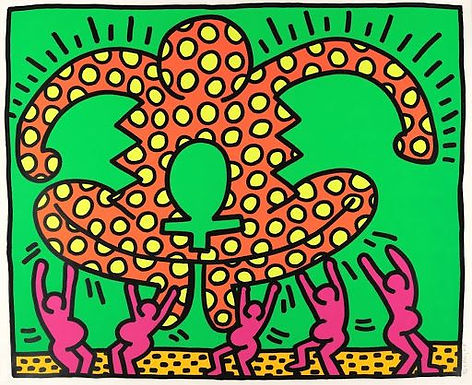 Keith Haring Pinterest Gallery
