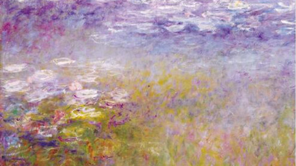 Monet Water Lilies Paintings