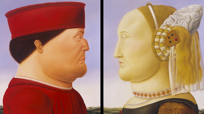 BOTERO: A New Biographical Documentary on the Artist, Served Family Style