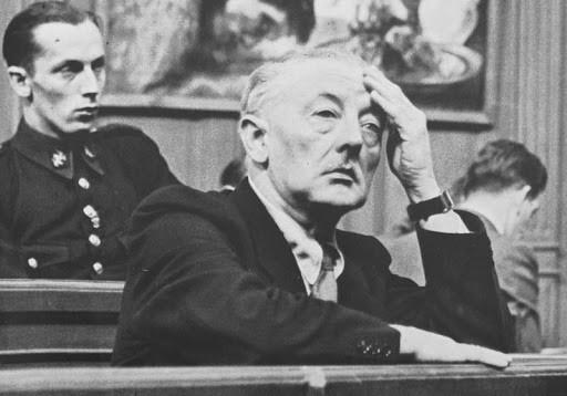 Van Meegerejn in court 1947