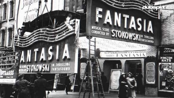 Fantasia opening at Cinema New York
