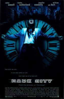 Dark City Promotional Poster (1998)
