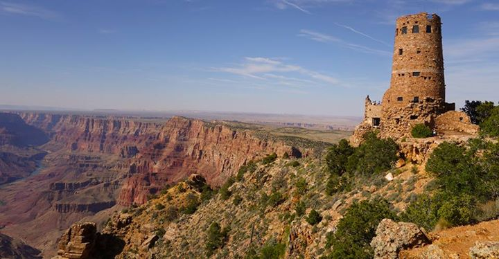 Jour 3 - Grand Canyon