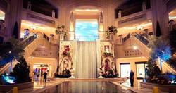 Jour6 Hall de l'hôtel Venetian