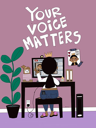 Your Voice Matters