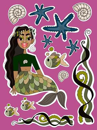 CarrieLand -Mermaid
