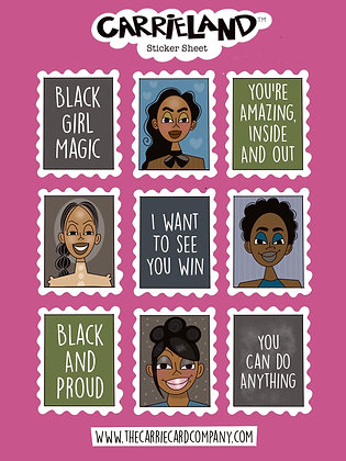 Carrieland - Black Girl Magic