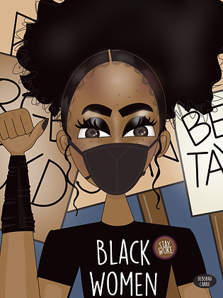 Black Lives Matter | Card
