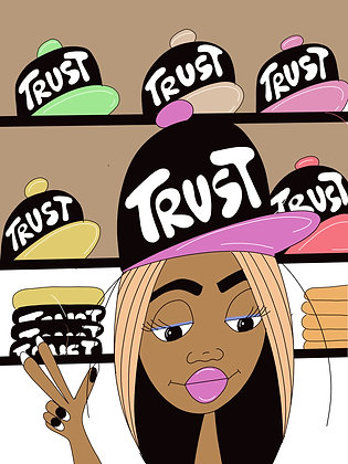 The Trust Shop | Poster
