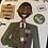 Thumbnail: Carrieland-Vote Sticker sheet