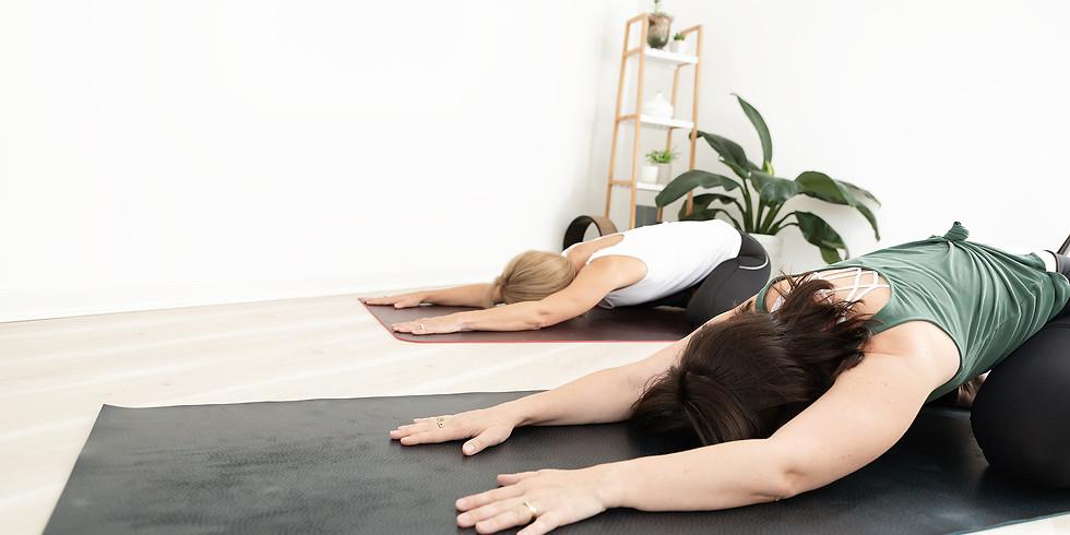 ONLINE Beginners Yoga Course (6 weeks) - register your interest