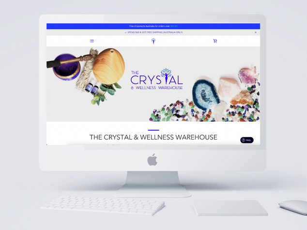 The Crystal and Wellness Warehouse