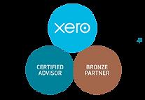 Xero, certified advisor, bronze partner