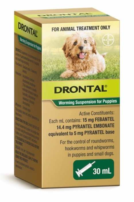 Drontal Worming Liquid