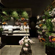 Flower Train Australia_ Retail shopfitti