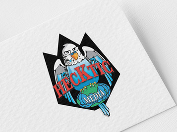 Hecktic Media logo