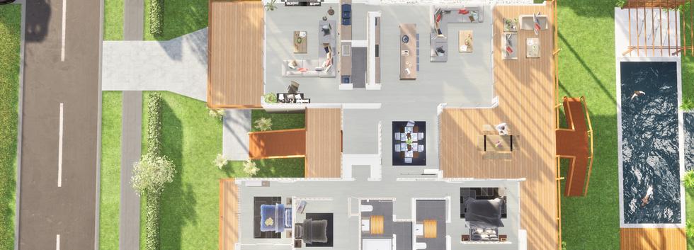 The Beechmere Floor Plan