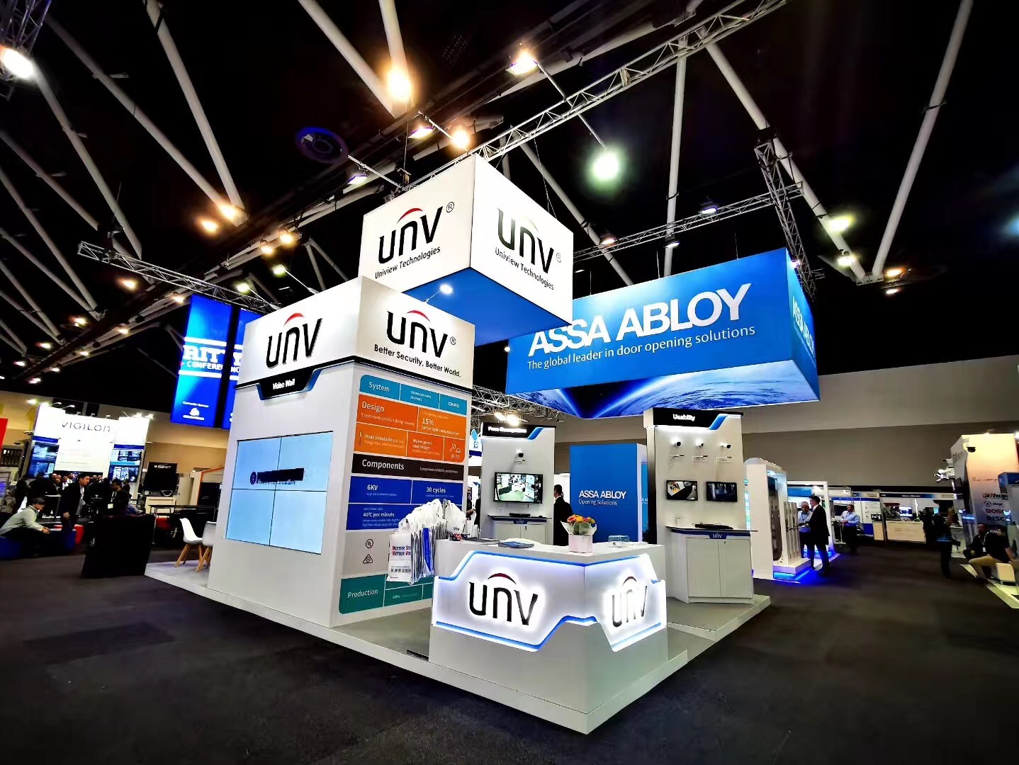 UNV_Security expo 2019