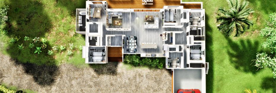 Buderim Floorplan
