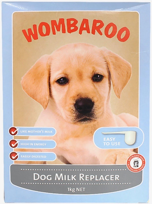Wombaroo milk formula 2 kg