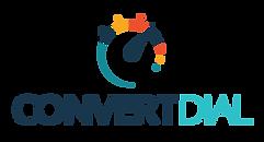 Convert dial logo