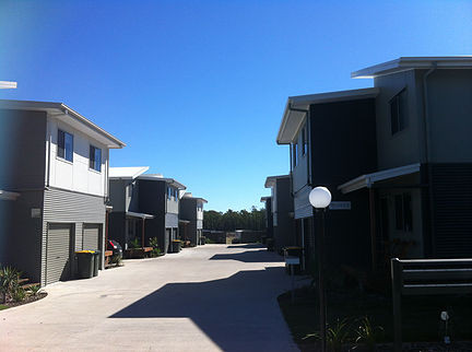 DAISY HILL TOWNHOUSE COMPLEX