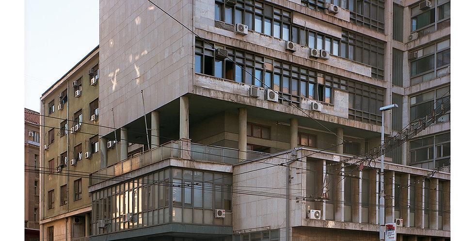 Street Corner, Belgrade