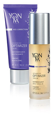 ADVANCED OPTIMIZER SERUM + CREME