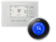 Smart Thermostat Control by Nu Automations for your smart home and home automation needs.