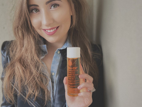 Bio-Oil Natural Skincare Line Review